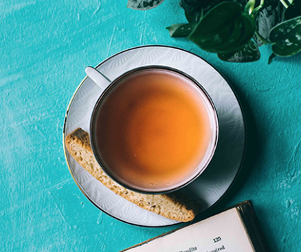 Boost your immune system with homemade Yogi Tea!
